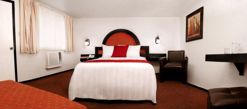 Habitaciones hotel flamingo hoteles en ciudad ju rez for Decoracion de cuartos adultos